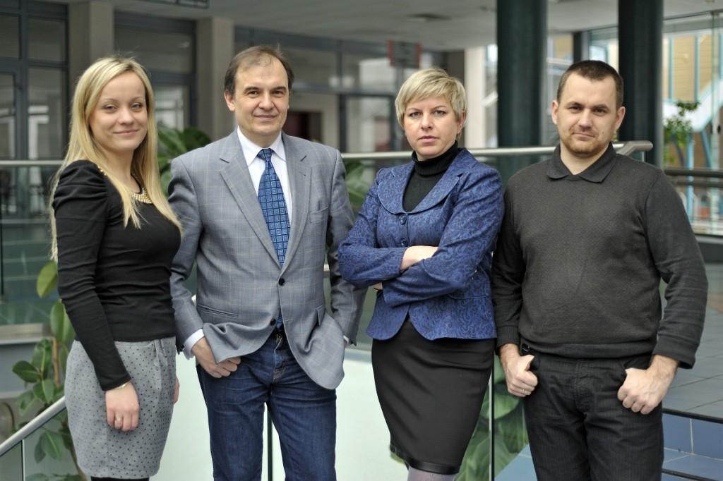 Zarząd Fundacji na rzecz Collegium Polonicum